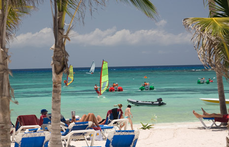 Mexican Auto Insurance for Mexico Windsurfing Mexico Beach